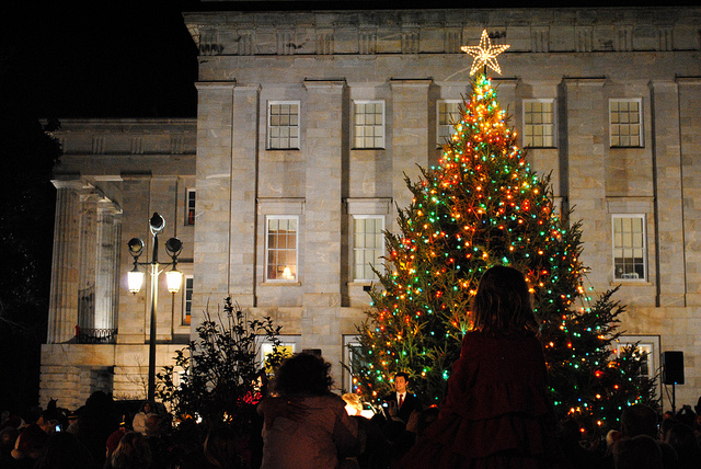 5 fun things to do in raleigh this holiday season