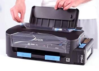Epson M100 Printer Review