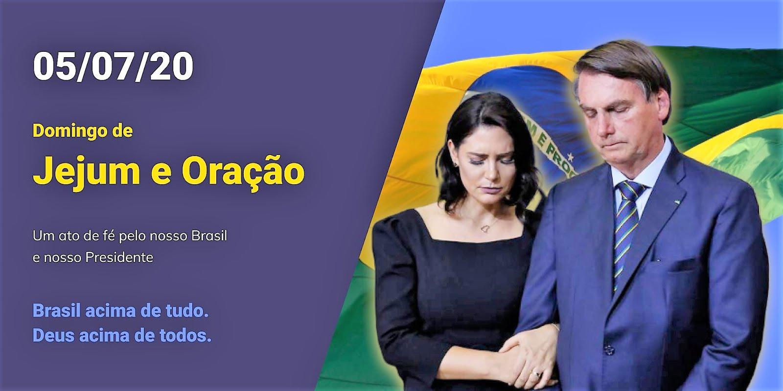 5 de julho: Brasil