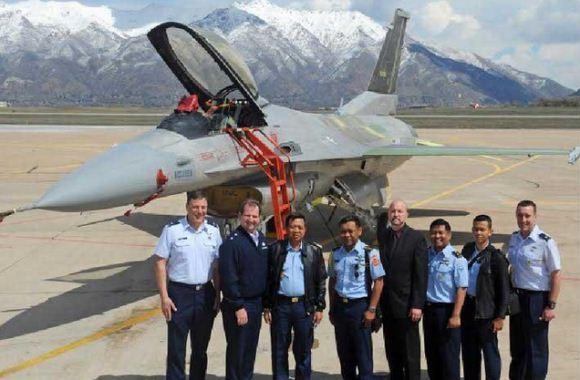 F-16 Peace Bima Sena II