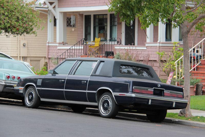 California Streets: Alameda Street Sighting - 1983 Chrysler ... on chrysler new yorker, chrysler e-class, chrysler newport, chrysler valiant, chrysler airflow, chrysler saratoga, chrysler aspen, chrysler cordoba, chrysler airstream, chrysler lebaron, chrysler concorde, dodge st. regis, chrysler tc by maserati, chrysler 300 letter series, chrysler pt cruiser, chrysler imperial,