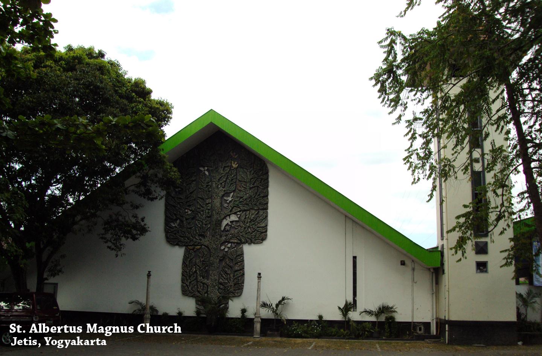 Paroki St. Albertus Magnus Jetis