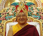 H.H. the 41st Sakya Trizin