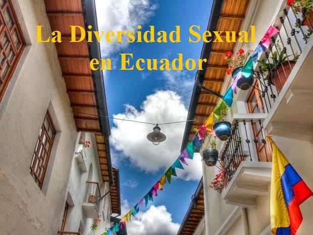 La Diversidad Sexual en Ecuador