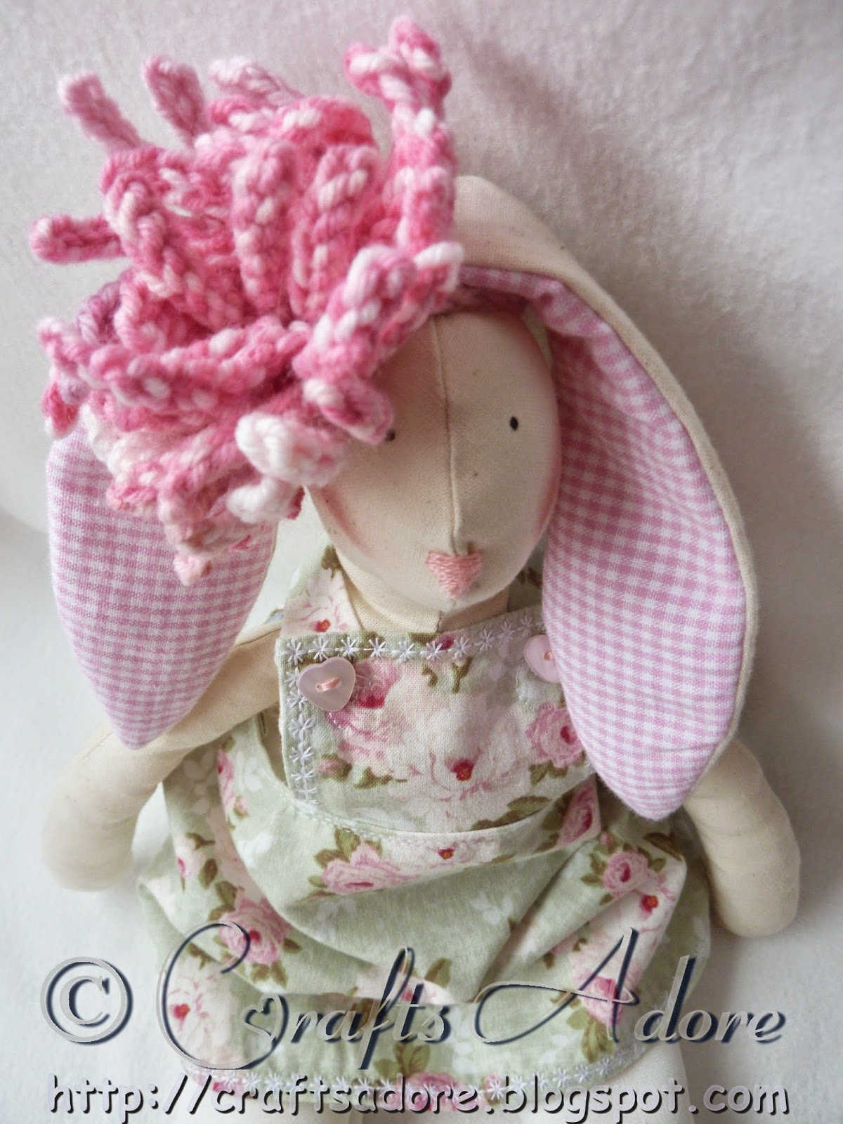 Tilda Bunny Soft Toy
