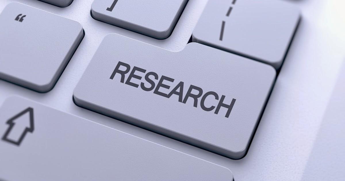 Web research job