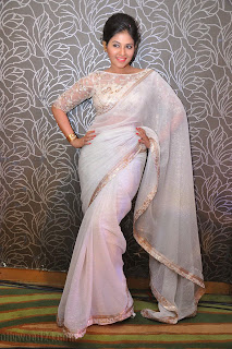 Anjali latest Glamorous pics in saree 046