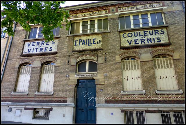 Paille Versailles