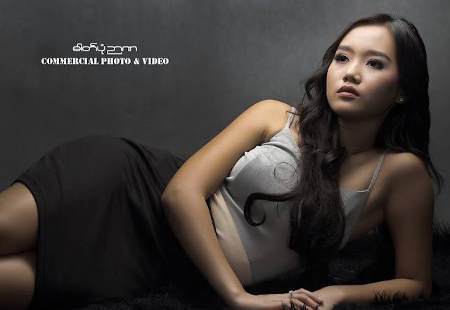 Su Myat Noe Oo - Studio Photoshoot