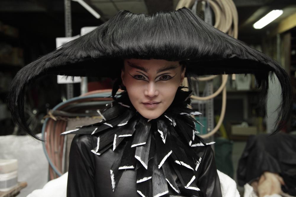 d fil charlie le mindu haute coiffure printemps t 2013 madame r ve paris. Black Bedroom Furniture Sets. Home Design Ideas