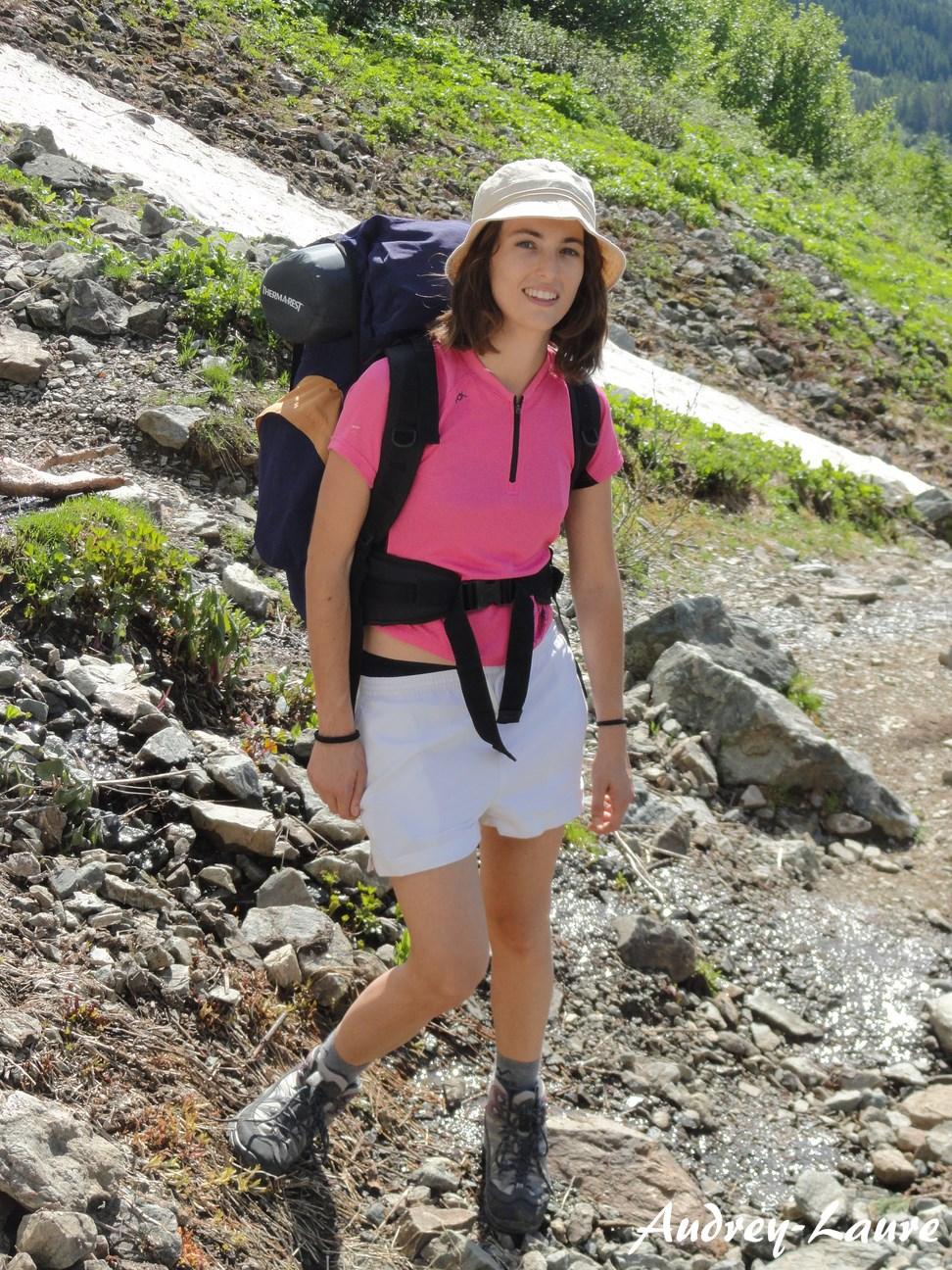 randonnée lac fourchu