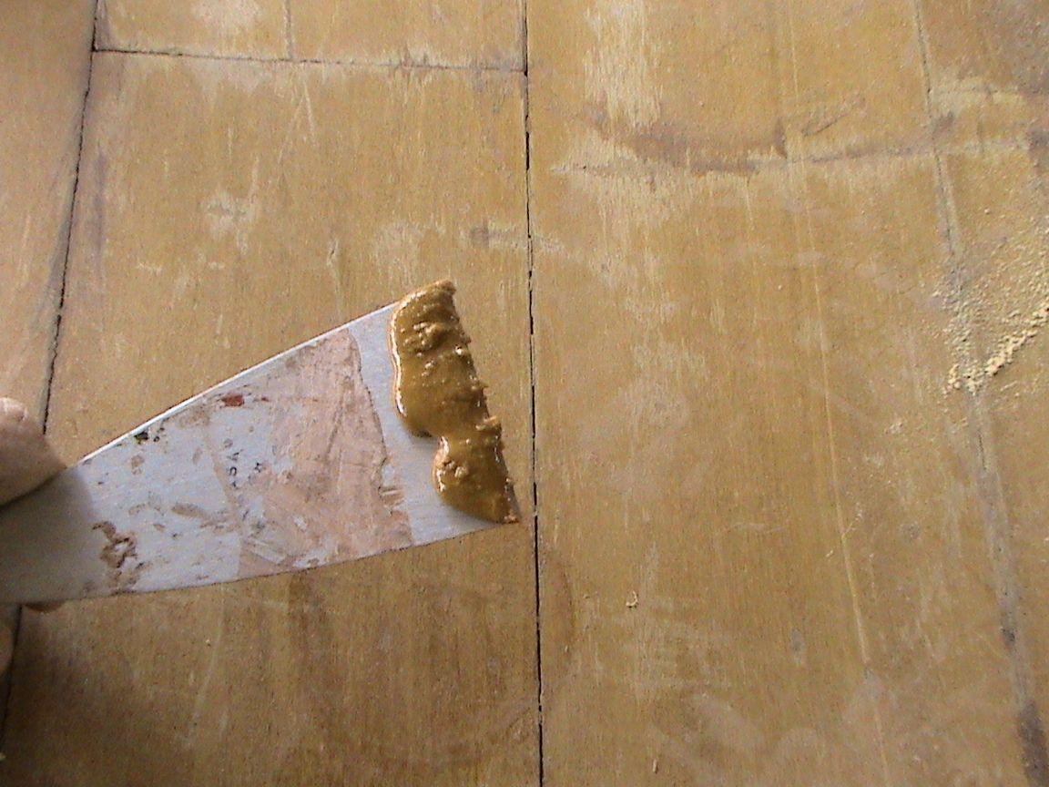 Decoraciones manualidades en madera pintado de un mueble - Muebles de pino sin tratar ...