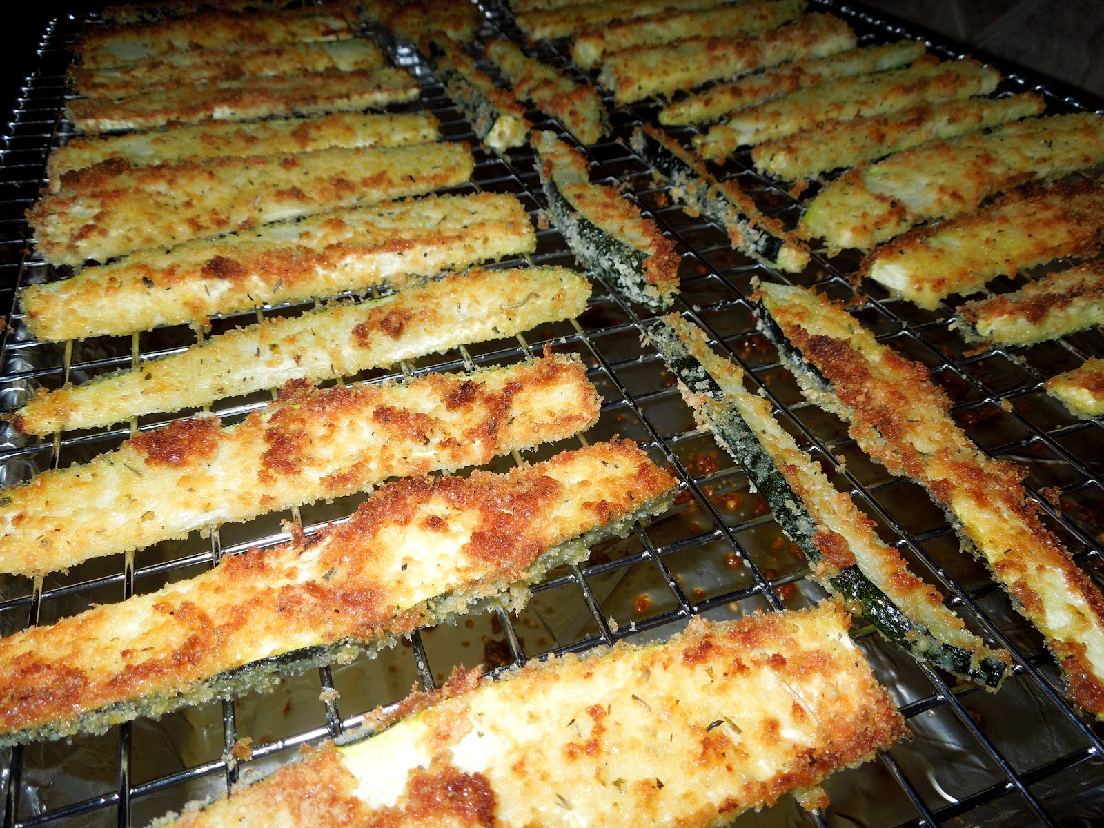 zucchini fries oven baked zucchini fries recipe yummly oven baked ...