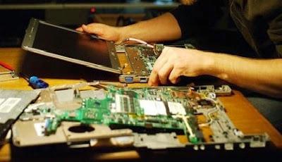 Reparación de laptop Toshiba