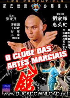 Baixar Filme O Clube das Artes Marciais DVDRip AVI Dublado