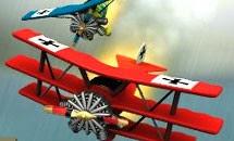 لعبة حرب الطائرات العنيف Hostile Skies اون لاين