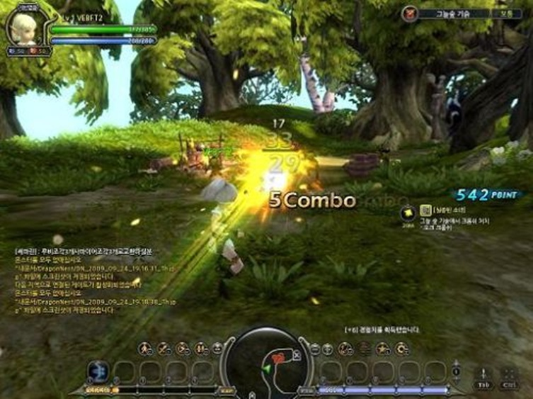 Dragon Nest Online Gameplay 027 Free MMO