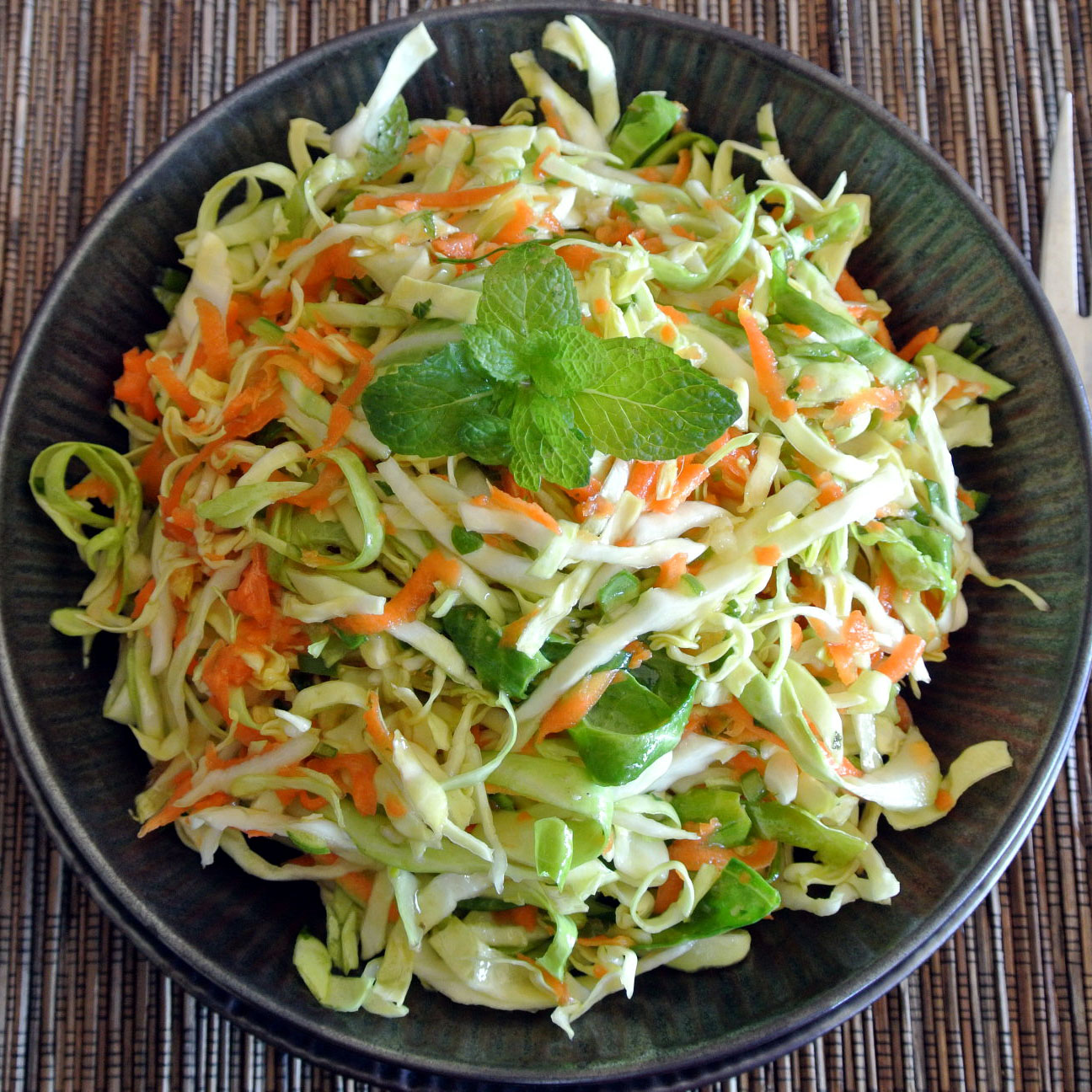unique asian slaw with almonds sesame and sunflower seeds asian slaw ...