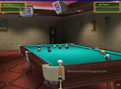 Download 3D Live Pool Full Serial