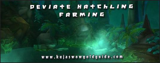 deviate hatchling farming guide