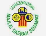 MDS - Majlis Daerah Segamat