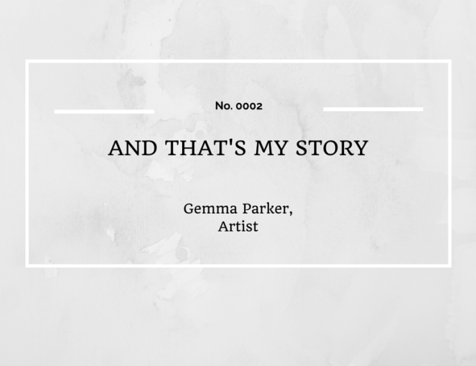 And that's My Story - Gemma Parker    Within My Locket
