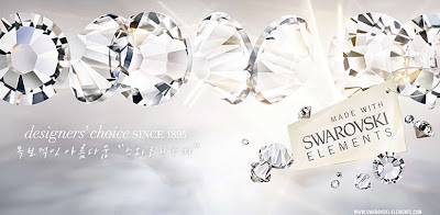 Swarovski Stones Deco (made with Swarovski elements)