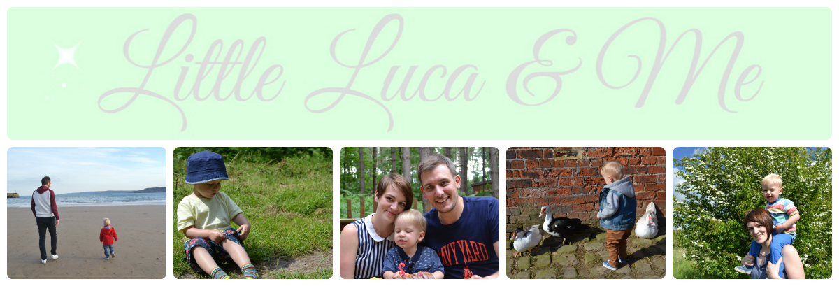 Little Luca & Me