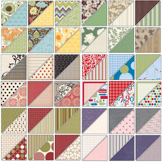 Stampin' Up! Designer Series Papers