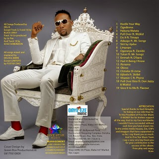 Kcee - PullOver Remix Ft. Don Jazzy & Wizkid| View Tracklist
