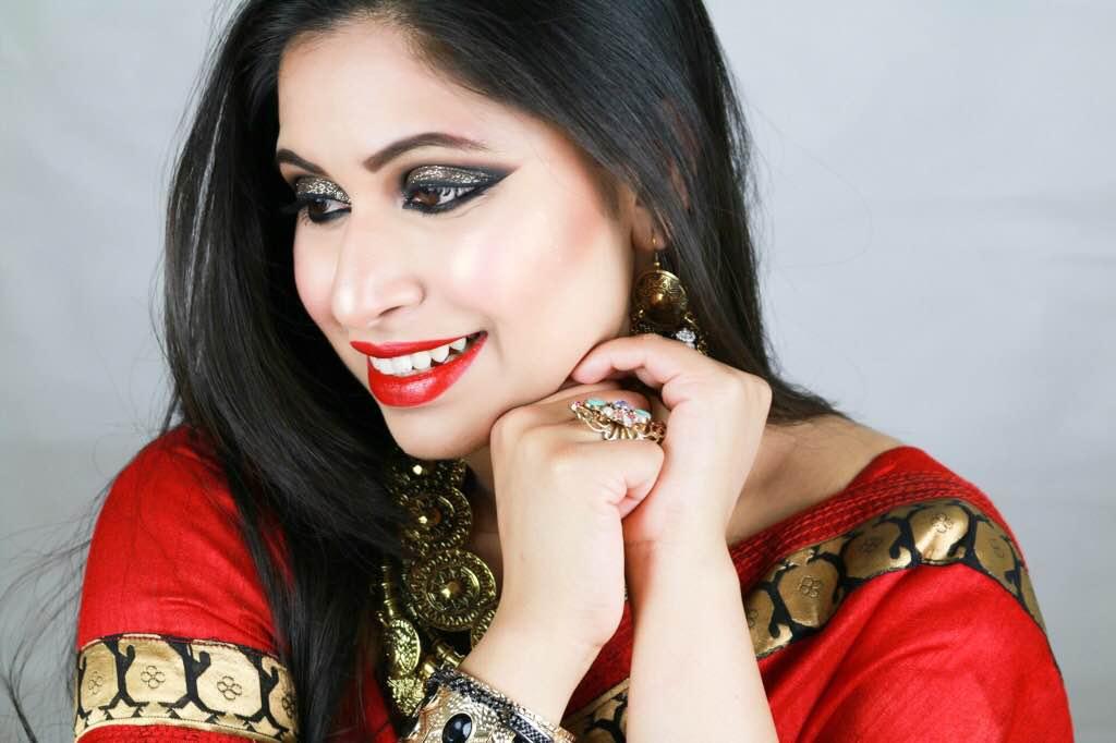 Glamorous Eid Makeup Tutorial S H A H N A Z S H I M U L