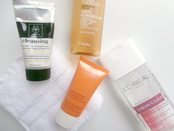 limpiadoras-faciales-agua-micelar-aceite-desmaquillante-gel-leche