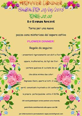 Flower Dinner
