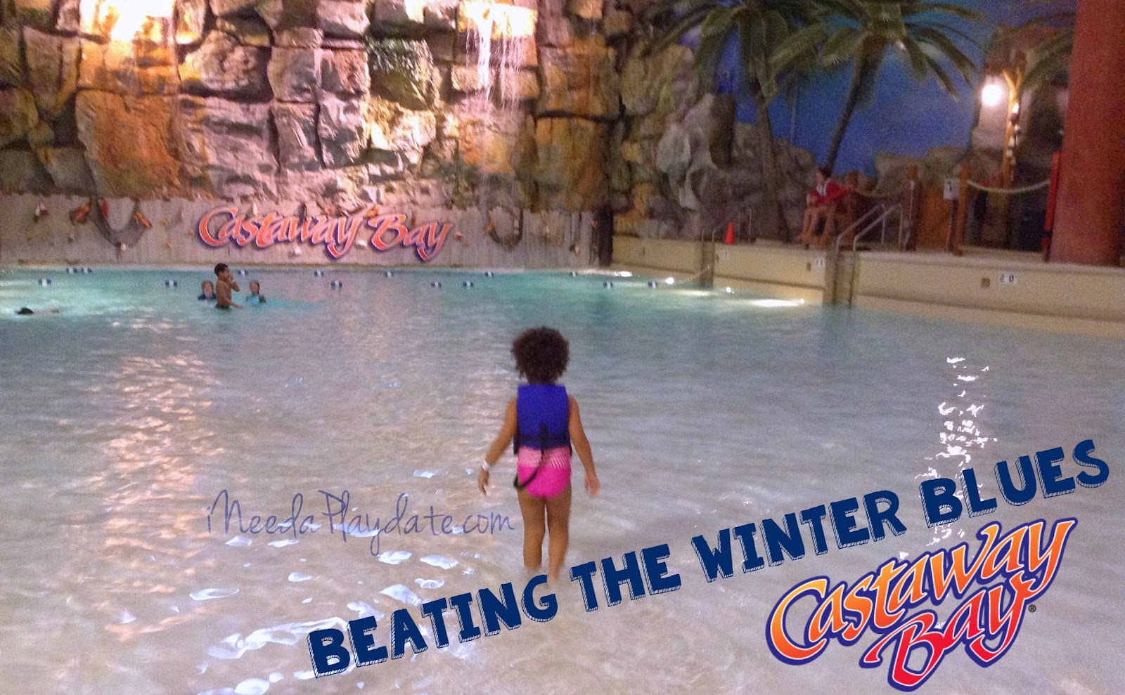 Beat the Winter Blues at @CastawayBay Indoor Waterpark! Enter to Win Day Passes! #sponsored