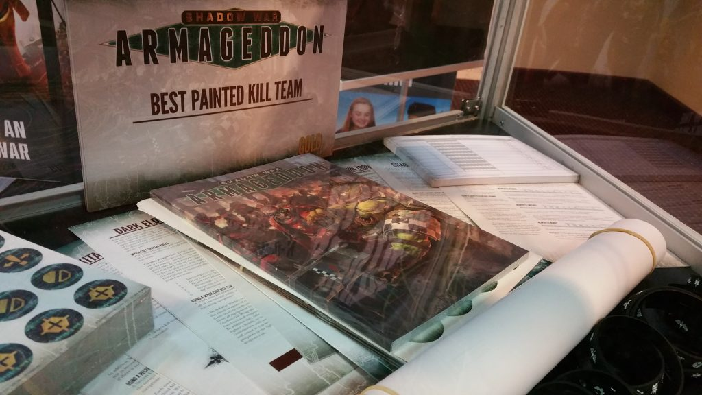 New Images of Shadow Wars: Armageddon Appear