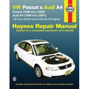 2005 Volkswagen Passat Review & Owners Manual