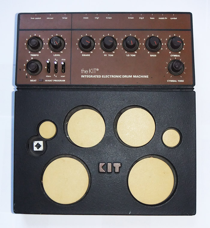 analog drum machine kit