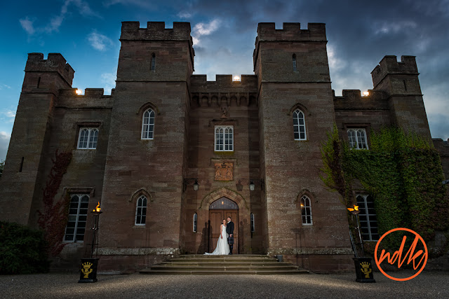 Scone Palace Wedding Photography
