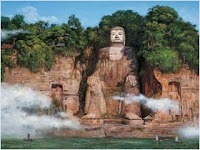 พระพุทธรูปเล่อซาน (Lashan Gian Buddha)