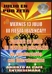 JULIO EN LA ZETA!!!