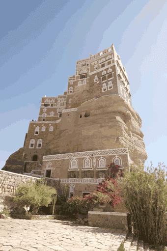 Dar al-Hajar di Yaman