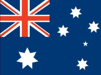 Nifty image in australian flag printable
