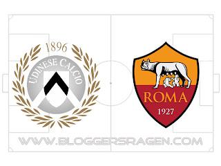 Prediksi Pertandingan Udinese vs AS Roma