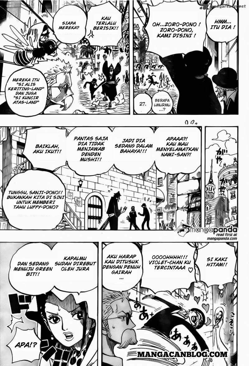 Komik one piece 722 - keturunan raja 723 Indonesia one piece 722 - keturunan raja Terbaru 11|Baca Manga Komik Indonesia|Mangacan