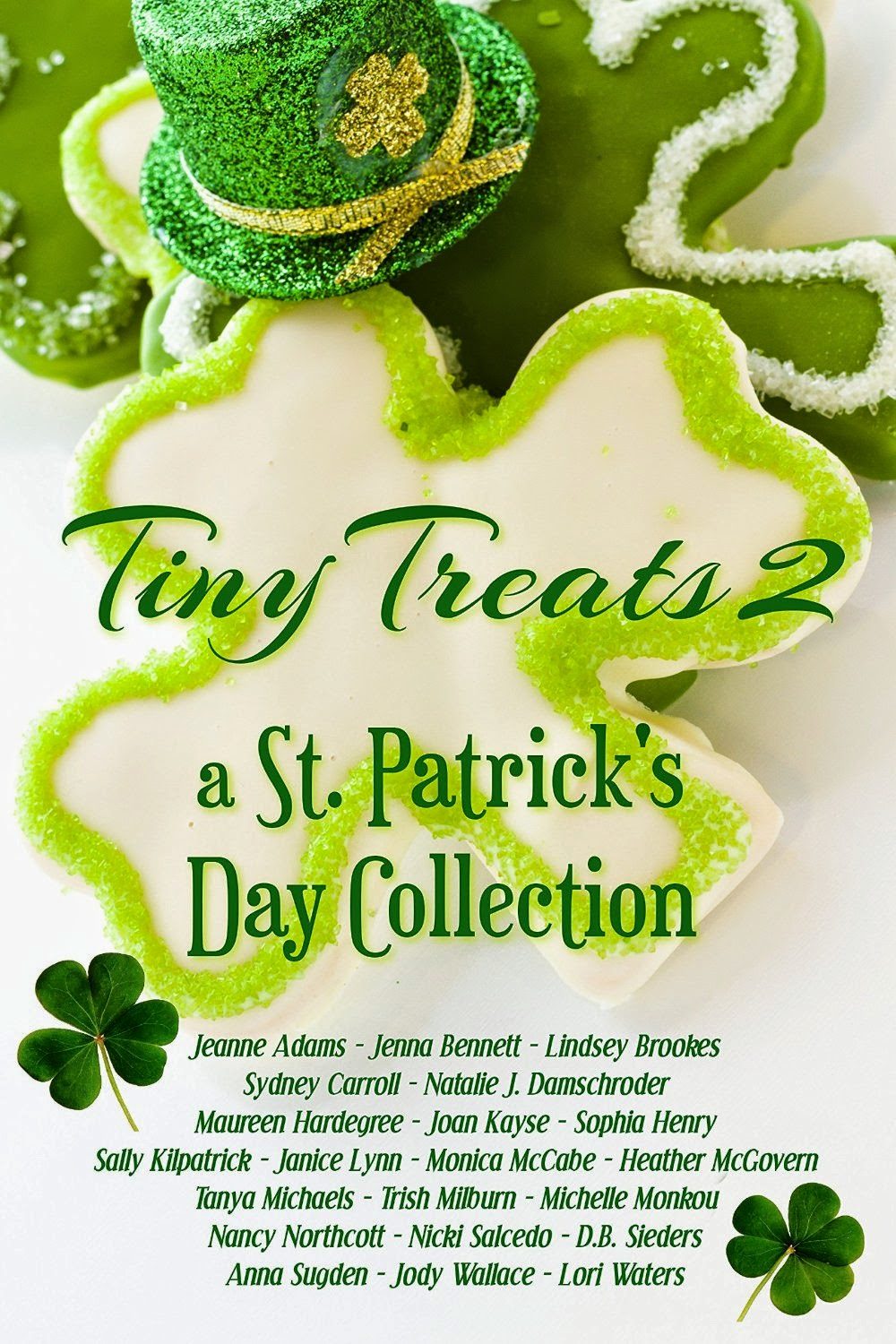 Tiny Treats: A St. Patrick's Day Collection