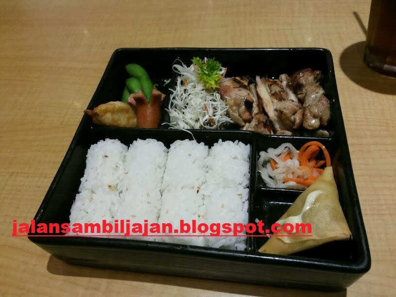 Chicken Teriyaki Bento Bentoya