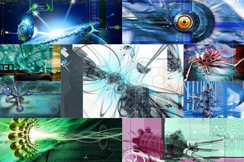Texturas, fondos y backgrounds abstractos parte VI