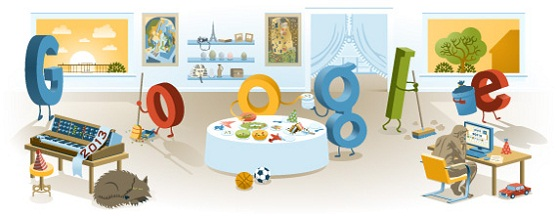 How to Download Google-Doodle's for Offline Use?