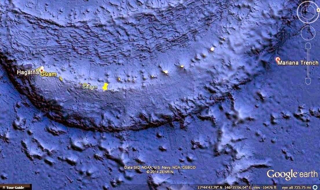 Underwater Alien [or ancient sunken city] Base Near Saipan? - Apr 28, 2014 Underwater+structures_alien+base_ancient+civilization+%287%29