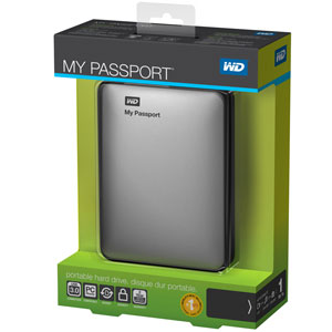 wd my passport 1tb manual